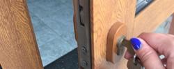 Claygate locks change service